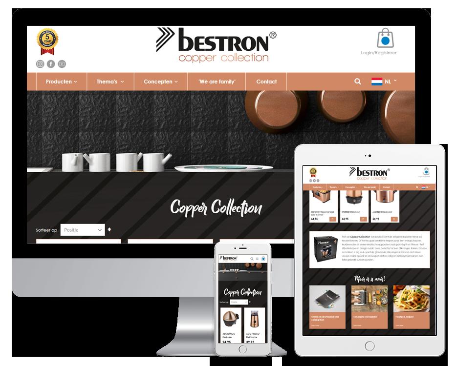 bestron-copper
